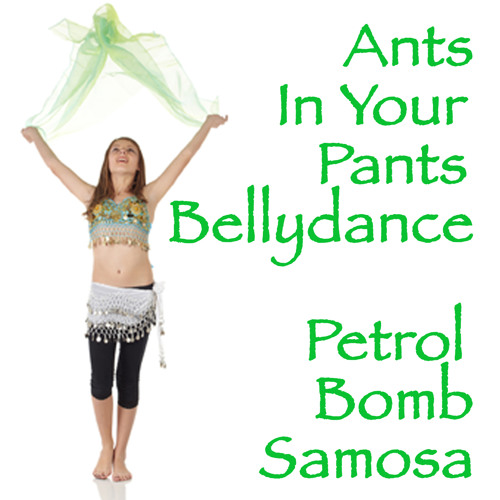 Ants In Your Pants Bellydance (Children's Song)