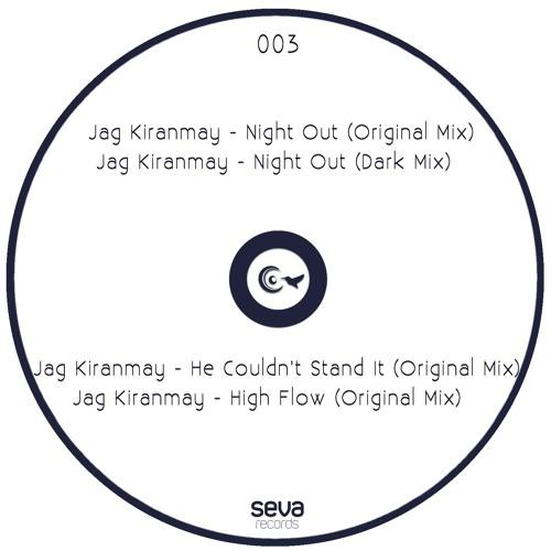Jag Kiranmay - Night Out EP