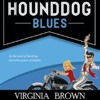 HOUND DOG BLUES by Virginia Brown Narrated by Karen Commins and Drew Commins