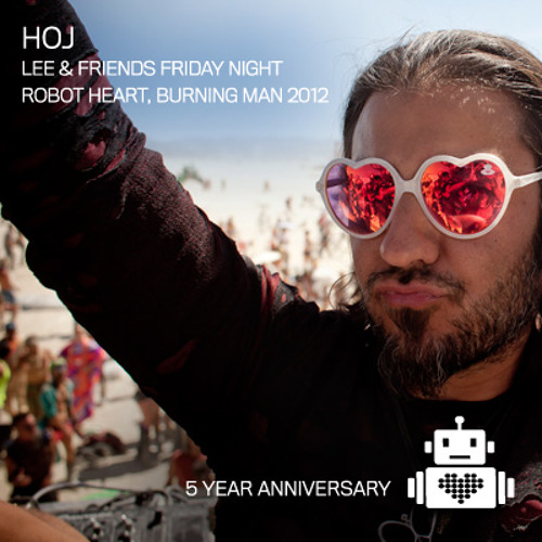 Hoj - Robot Heart Burning Man 2012