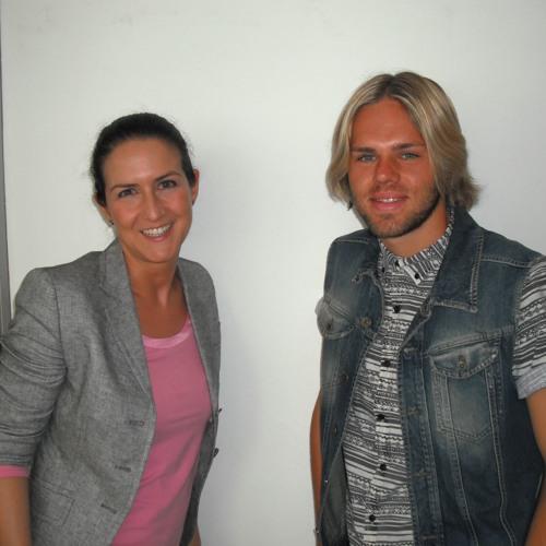 Interview mit DSDS-Gewinner Daniel Schuhmacher bei Radio 7