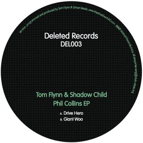 Tom Flynn & Shadowchild- Giant Woo - Deleted Records