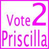 Jingle de Priscilla Castillo, Vote 2.