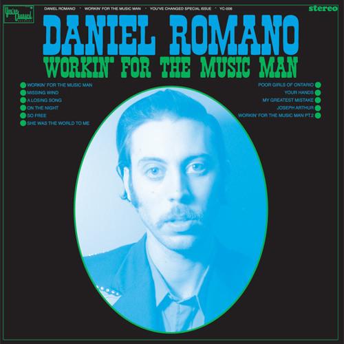 Daniel Romano - She Was The World To Me