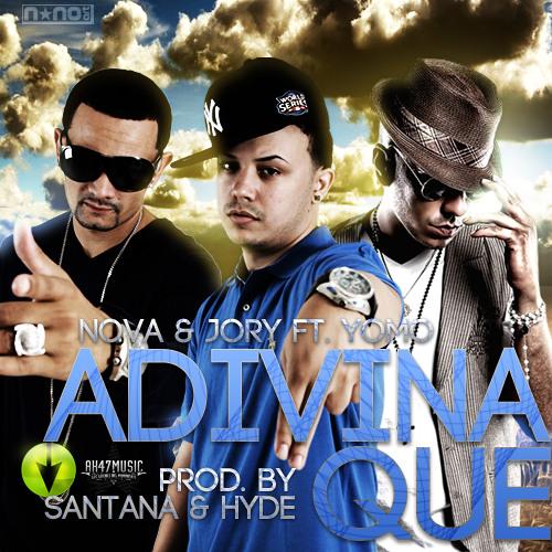 ADIVINA QUE NOVA JORY FT YOMO RMX DJ ANMA