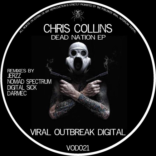 Dead Nation EP out on Viral Outbreak Digital
