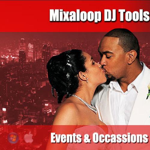 Mixaloop DJ Tools - Events & Occasions