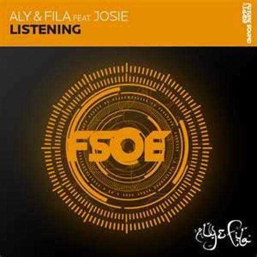 Aly & Fila feat. Josie - Listening (Brave Remix)