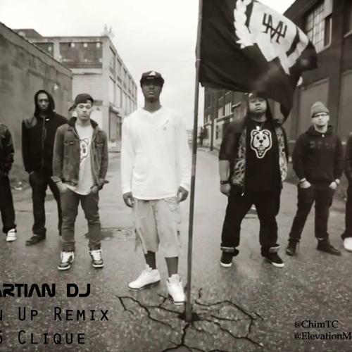 11Six Clique- Man Up (Martian DJ Remix)
