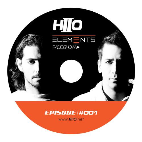 HIIO - ELEMENTS Radio Show Episode #001