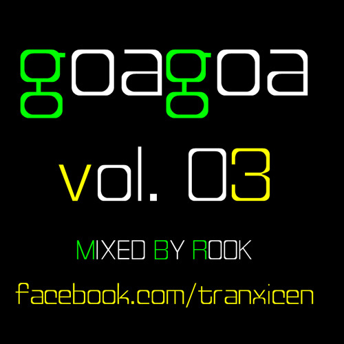 "Rook - Goa Goa vol.3 ""available to download"""