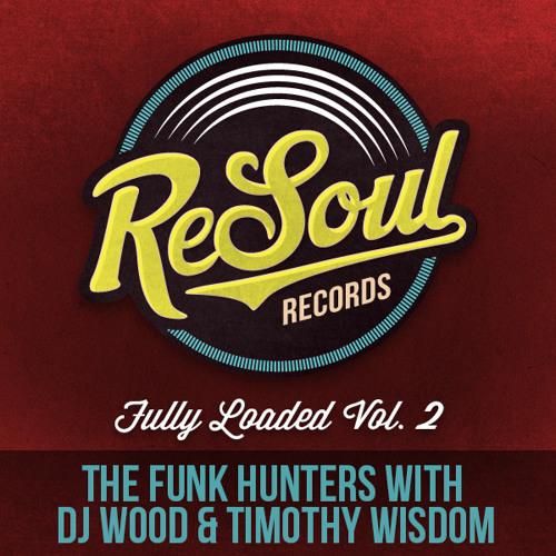 The Funk Hunters & Timothy Wisdom - Ghetto Disco
