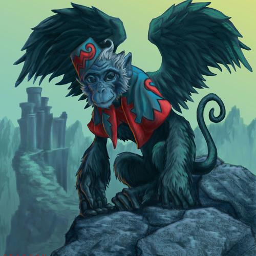 Flying Monkey Sez... [disquiet0041-dirtyminimalism]