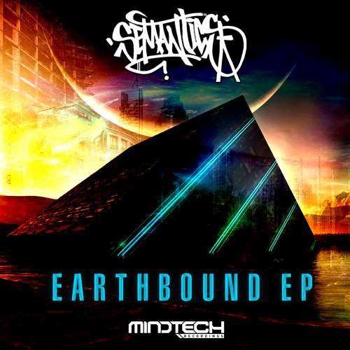 Semantics 'Earthbound EP' - MTRDEP029