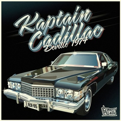 Kaptain Cadillac - Bounce And Bang (Juke Ellington Trill Remix) FREE DOWNLOAD // CLICK BUY FOR DL