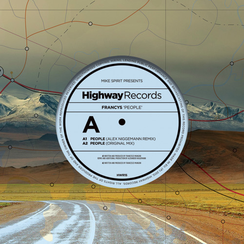 Francys — People (Alex Niggemann Stardust Remix)
