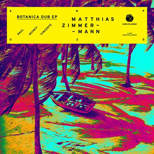 MATTHIAS ZIMMERMANN — Quincy