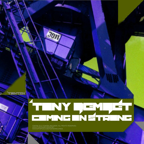 Tony Demoet - Coming on Strong (DJ Slot Sweep Remix)