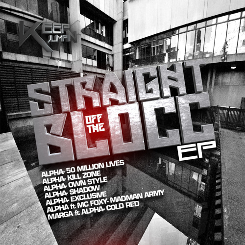 MARGA MC FEAT ALPHA - COLD RED - KEEP JUMPIN RECORDINGS EP 001 B