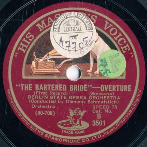 La minute de Madame Disco #4 : Bedrich Smetana : La fiancée vendue : Ouverture