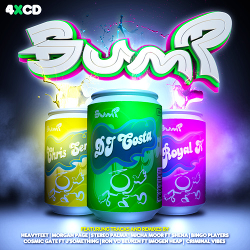 BUMP CD3 MiniMix Chris Sen