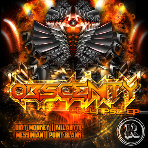 Point.Blank & Obscenity - Nothing But Heat ft. Messinian [Forthcoming Rottun Records] November 12th!