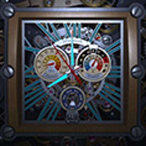 Sceleton Clock