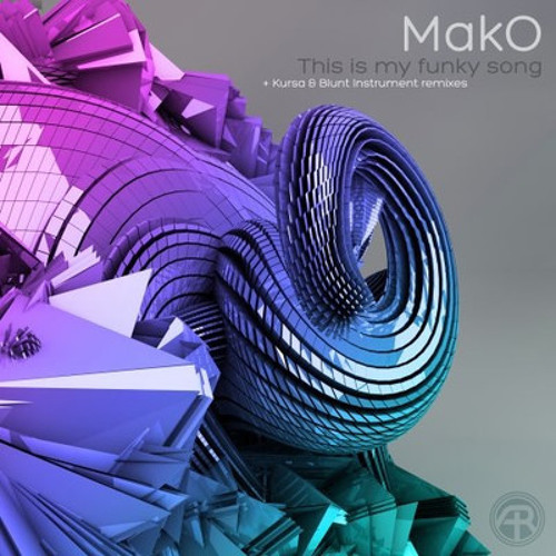 MakO - This is my Funky Song (Kursa's broken hand Remix clip)