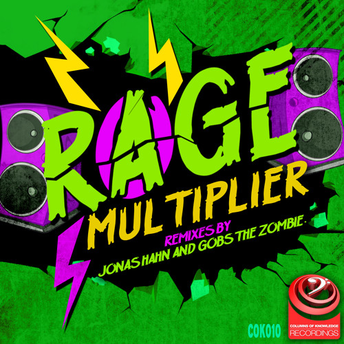 Multiplier - Rage [Columns of Knowledge Recordings]