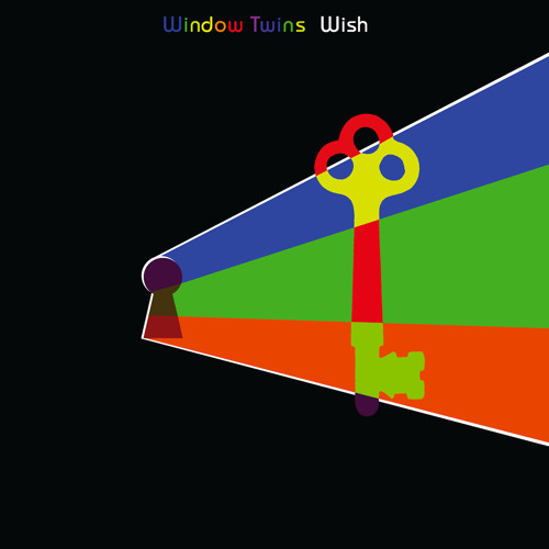 Window Twins--Wish LP