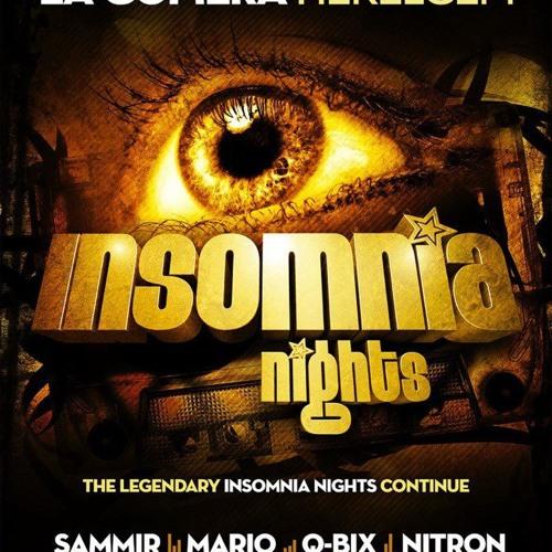 NITRON @ INSOMNIA NIGHTS 06.10.2012 (LA GOMERA)