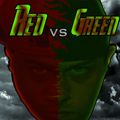 RedVsGreen Ft. Nikko McFadden, Philly Fate, Malt Liruoqs and Khemo
