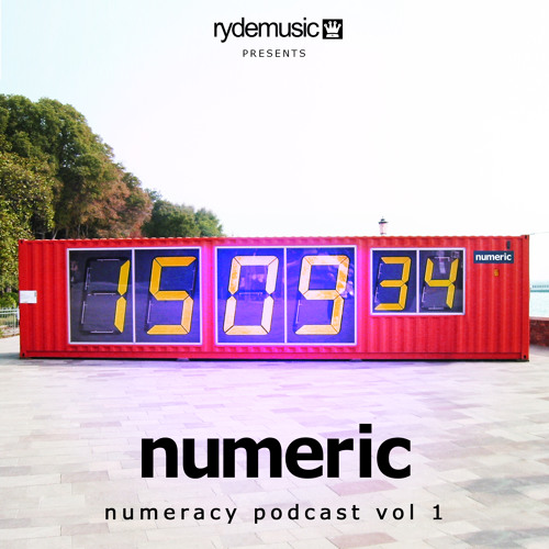 Numeric - The Numeracy Podcast Volume 1