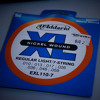 Old and New D'Addario XL Comparison