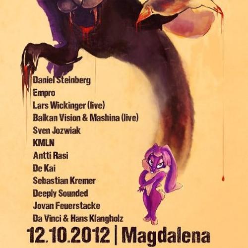 svenjozwiak@ kleine technomonster magdalena 12.10.2012