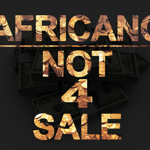 Africano- Not for sale