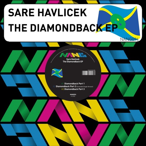 Sare Havlicek - The Diamondback EP (6 tracks preview)