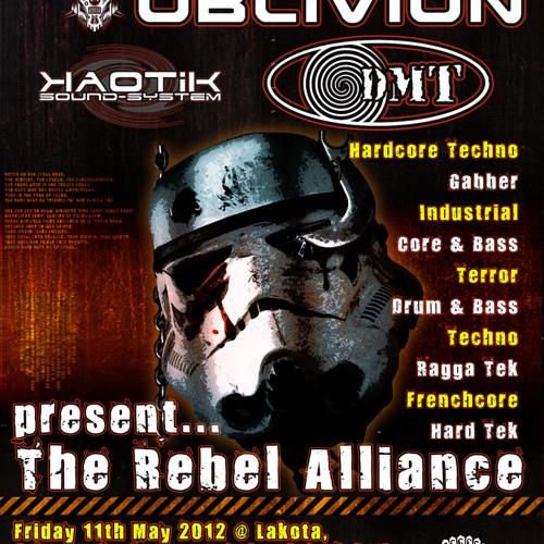 Oblivion Vs Section 18 - The Rebel Alliance. DIONE vs ENOID, JOE ET vs DEVASTATOR, ENIGMA & CRIMINAL