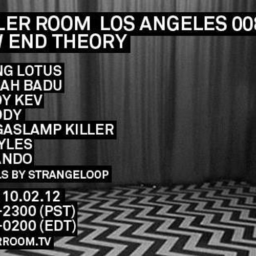 Erykah Badu - Boiler Room Los Angeles DJ Set