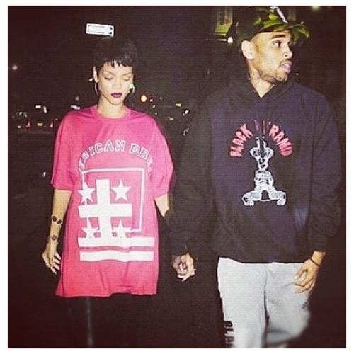 Chris Brown ft. Rich girl - Perfume