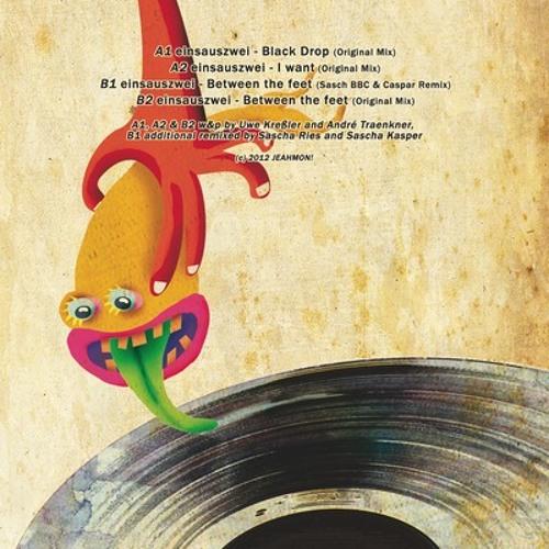 JEAHMON! 002: A1 Einsauszwei - Black Drop (Original Mix)