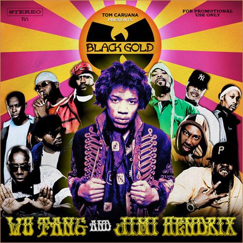 13) Wu Tang & Jimi Hendrix - Hey Joe