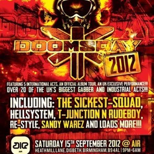 Dark-lite & DMR Hard As F**K Presents, Doomsday 2012 Promo Download