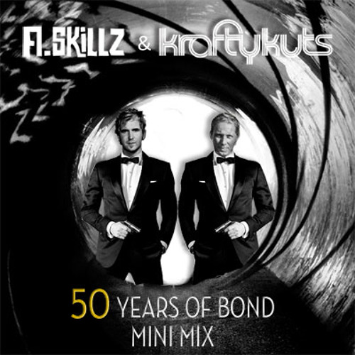 50 Years of Bond Mini Mix
