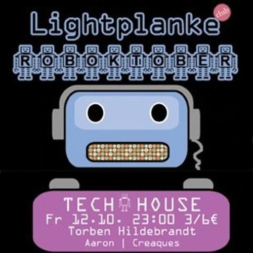 Torben Hildebrandt - Lightplanke Club Bremen 12-10-2012