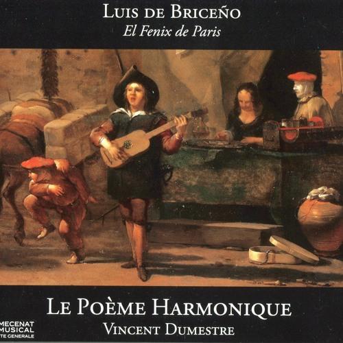 Luis de Briceño. Danza de la Hacha / El Fenix de Paris