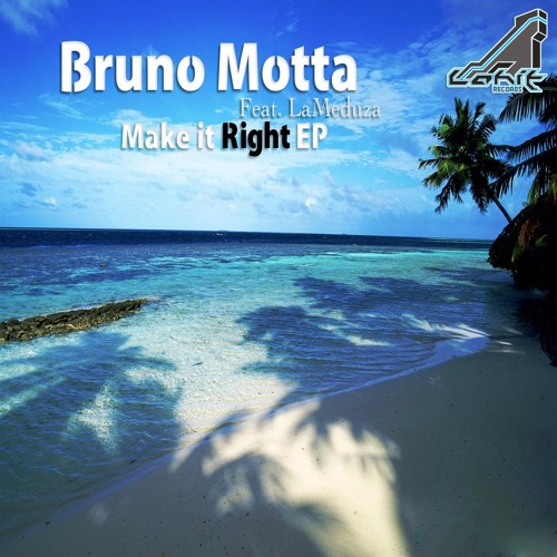 Bruno Motta - The Music In You -- Preview -- LOHIT Records --OUT NOW--