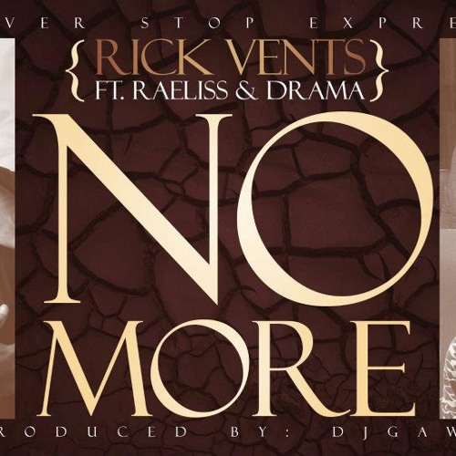 Rick Vents - No More