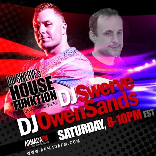 Owen Sands live @ House Funktion - Armada FM (Atlanta, GA) - 10/13/2012
