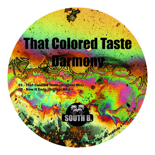 Darmony - That Colored Taste (Orginal Mix) Beatport Out Now!